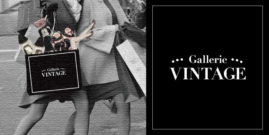 GALLERIE VINTAGE(ギャレリーヴィンテージ)