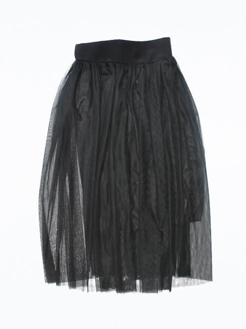 GALLERIE(ギャレリー)ロングチュールスカート