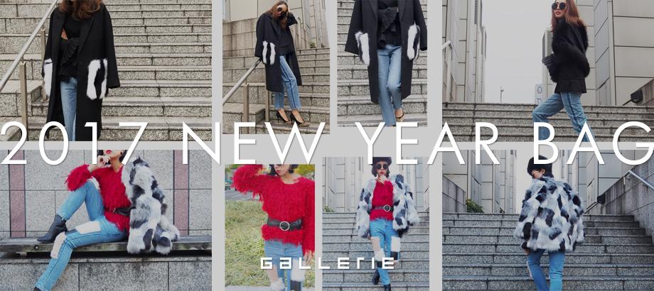 2017 NEW YEAR BAG